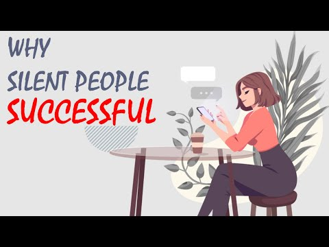 The Power Of Silence - 10 Reasons Silent People Are Successful