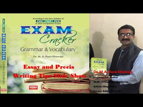 Essay Writing Tips & Tricks for CSS, PMS & Other Competitive Exams