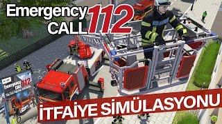 Emergency Call 112 - İTFAİYE SİMÜLASYONU TAM SÜRÜM İNCELEMESİ