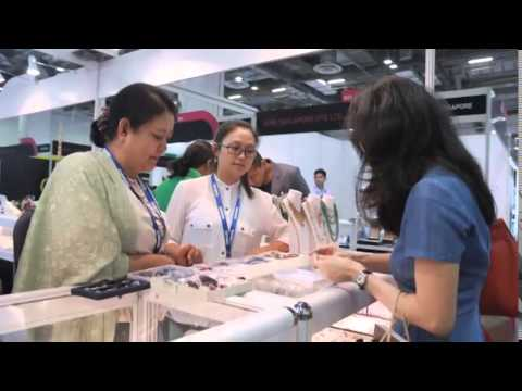Singapore International Jewelry Expo 2014