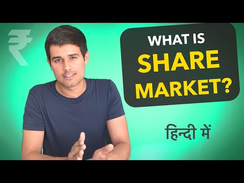 Share Market Explained by Dhruv Rathee (Hindi) | Learn Everything on Investing Money