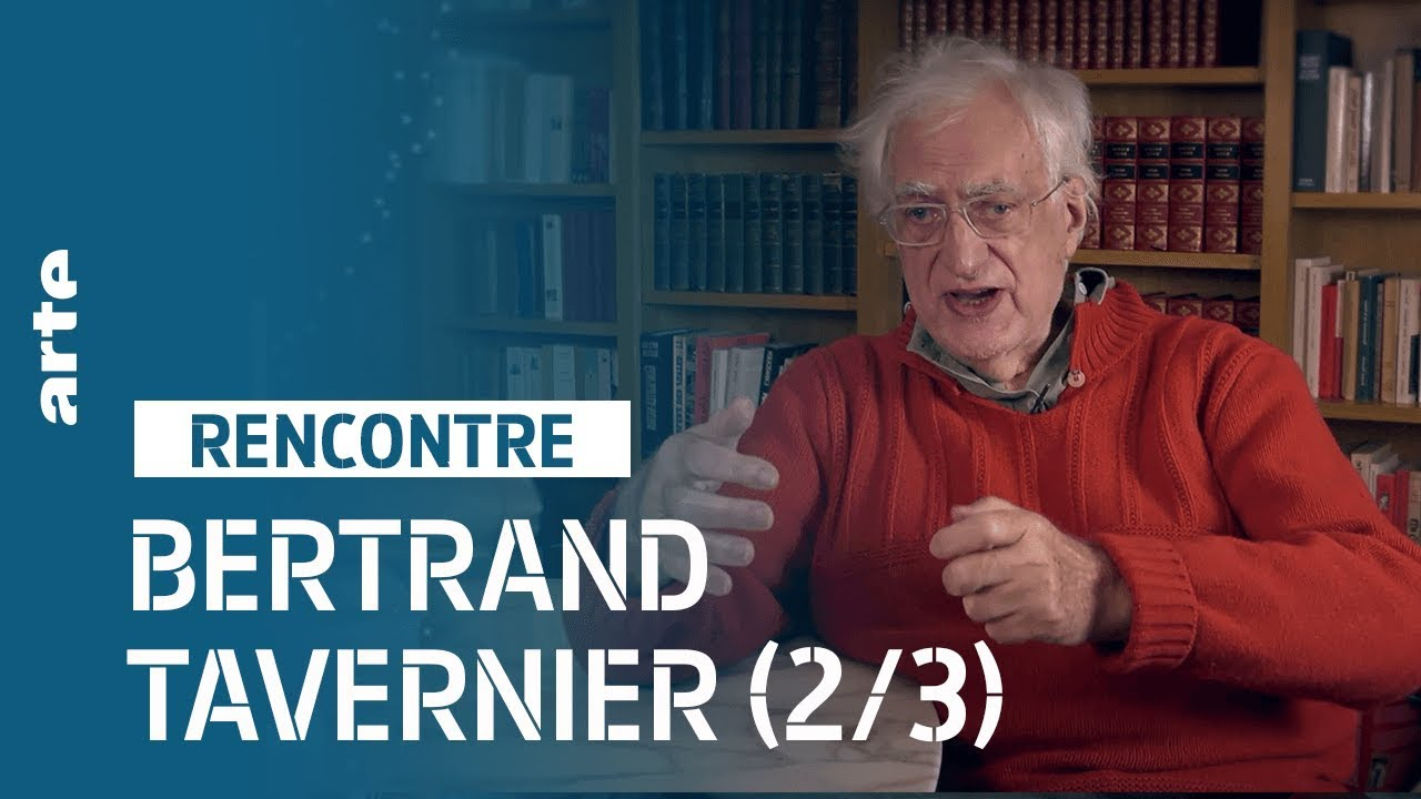 La Mort en Direct – Bertrand Tavernier ( interview ) - ARTE Cinema