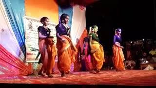 Aai tuz Deul -Juwathi Girl Group Dance Performance