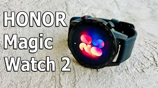 20 REASONS to BUY the BEST smart WATCH HONOR MagicWatch 2 CHEAP