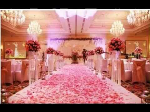 Pink Wedding Decor Ideas Youtube