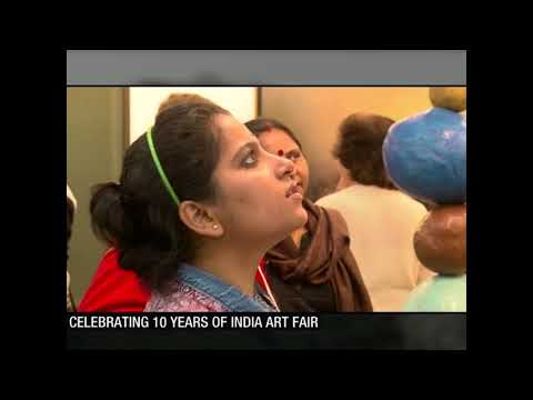 Art A Fair Full | A Glimpse Of 'India Art Fair 2018' | India Today Special