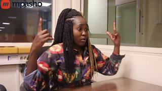 Why I used illuminati signs on video - Msupa S
