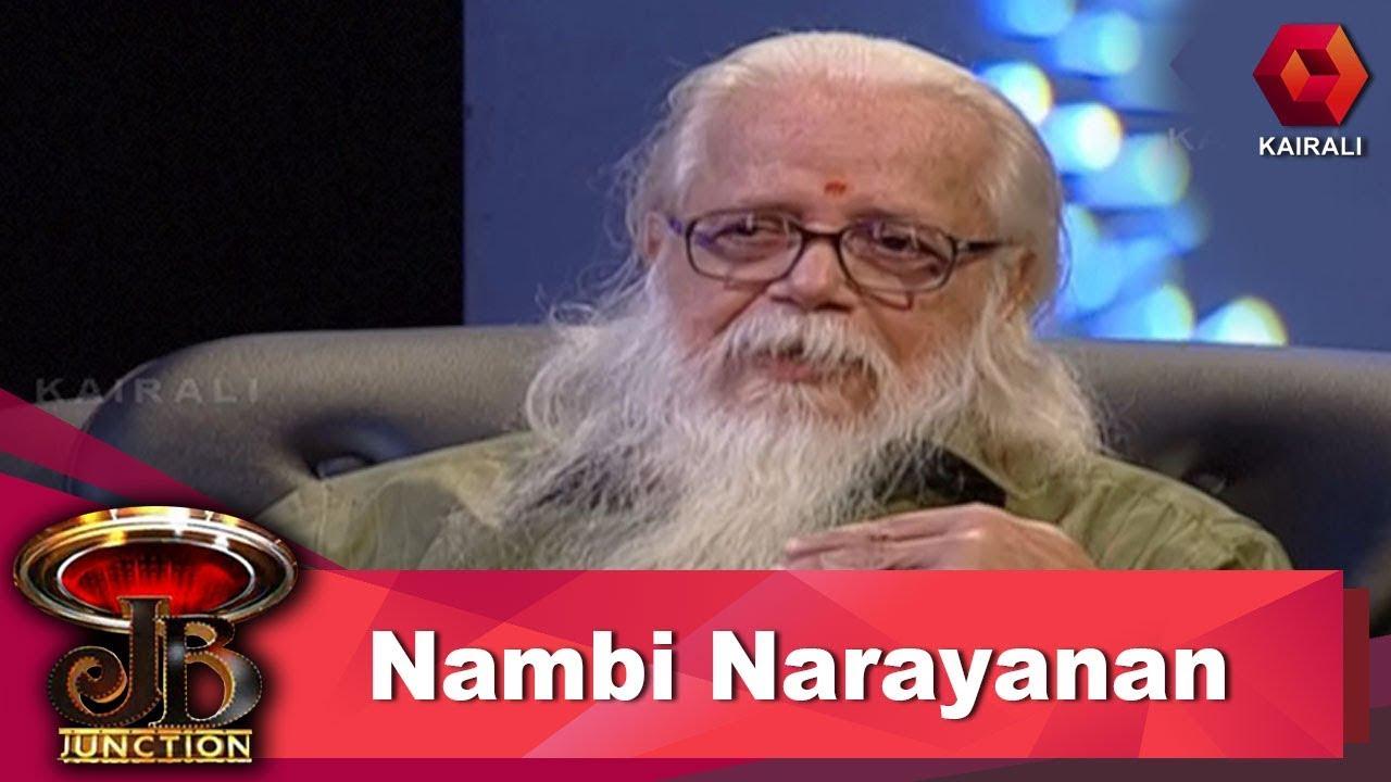 JB Junction: Nambi Narayanan | നമ്പി നാരായണന് | 21st September 2018