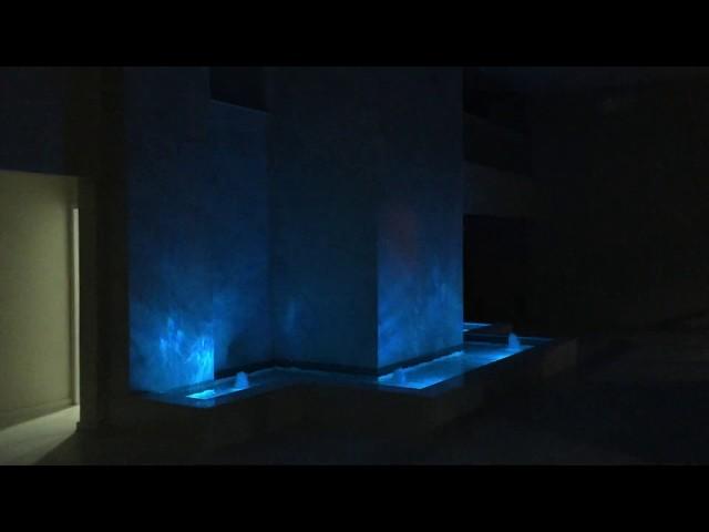 Hall Social - Efeito Iluminado