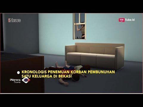 Begini Kronologis Penemuan Satu Keluarga di Bekasi Tewas Dibunuh di Dalam Rumah - iNews Sore 13/11 Mp3