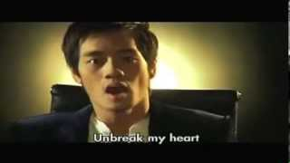AOF PONGSAK UNBREAK MY HEART