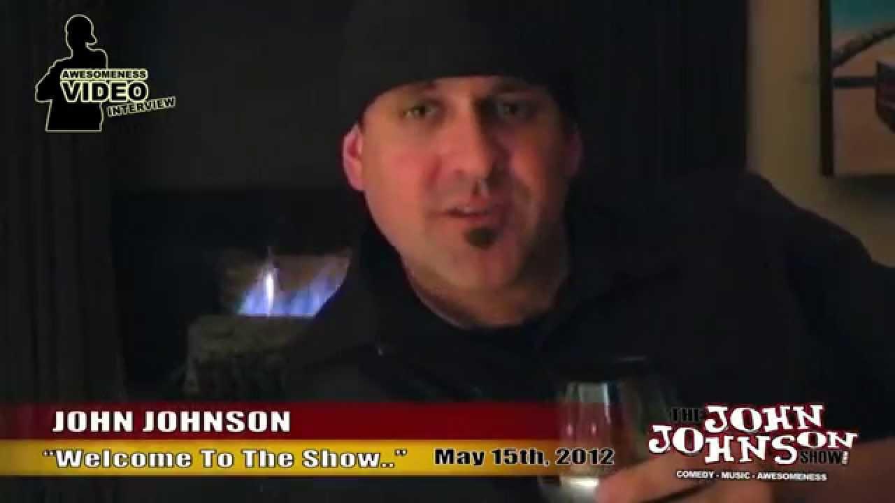 "THE JOHN JOHNSON SHOW INTRO VIDEO ""WEL E TO THE SHOW"