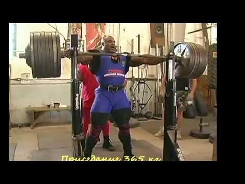Ронни Колеман   Bodybuilding...