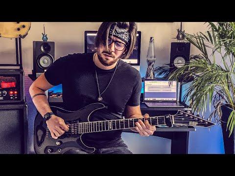 hallelujah---leonard-cohen-/-jeff-buckley---electric-guitar-cover-by-tanguy-kerleroux