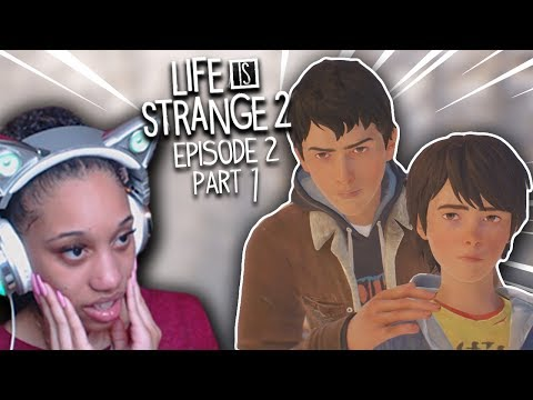 I'M SORRY DANIEL!! 😰| LIFE IS STRANGE 2 GAMEPLAY - EPISODE 2 - PART 1 thumbnail