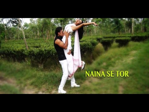 NAINA SE TOR (adivasi Video Album) by Riten Karmakar