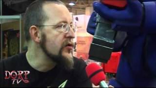 DORP TV, SPIEL 2010 in Essen, Feder und Schwert