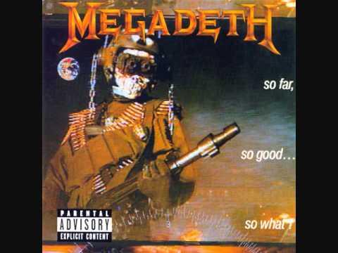 In my darkest hour (Megadeth) - Instrumental cover