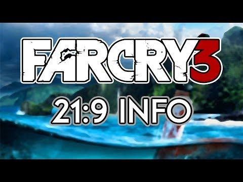 Far Cry 3 21:9 Review (3440x1440) (60fps) (Ultrawide)