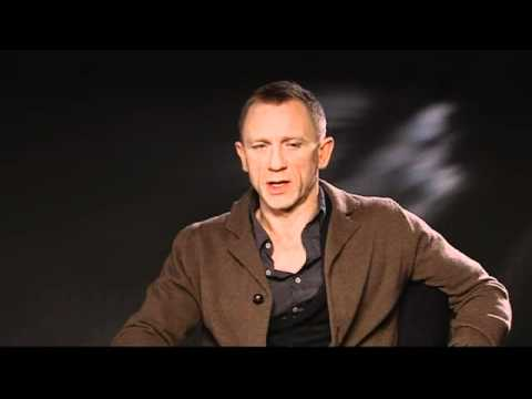 The Girl With The Dragon Tattoo interview With Daniel Craig