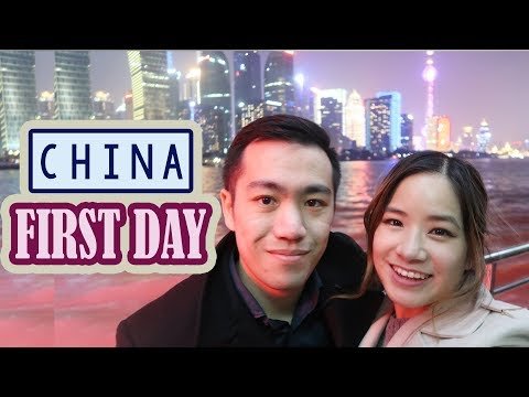 First Day in SHANGHAI | Shopping in CHINA