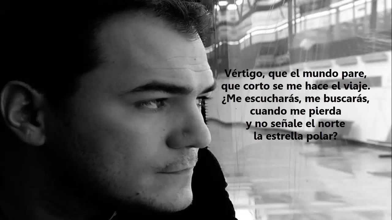 letra ismael serrano: