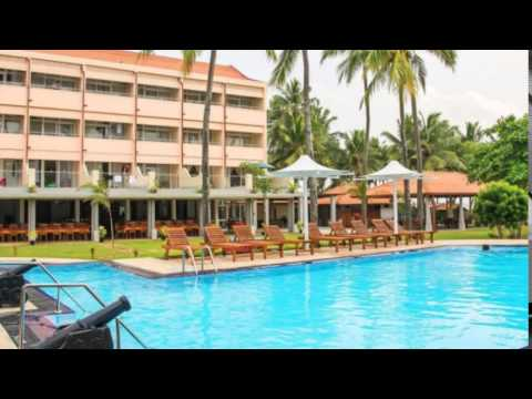 Paradise Beach Hotel, Negombo, Sri Lanka.