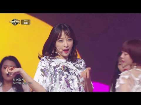 【TVPP】 EXID – Ah-Yeah, 이엑스아이디 – 아예 @2016 KMF