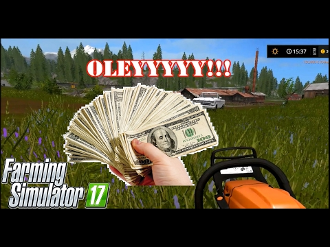 Farming Simulator 17- EASY BANK LOAN PAYMENT INCOME PER HOURS $25000