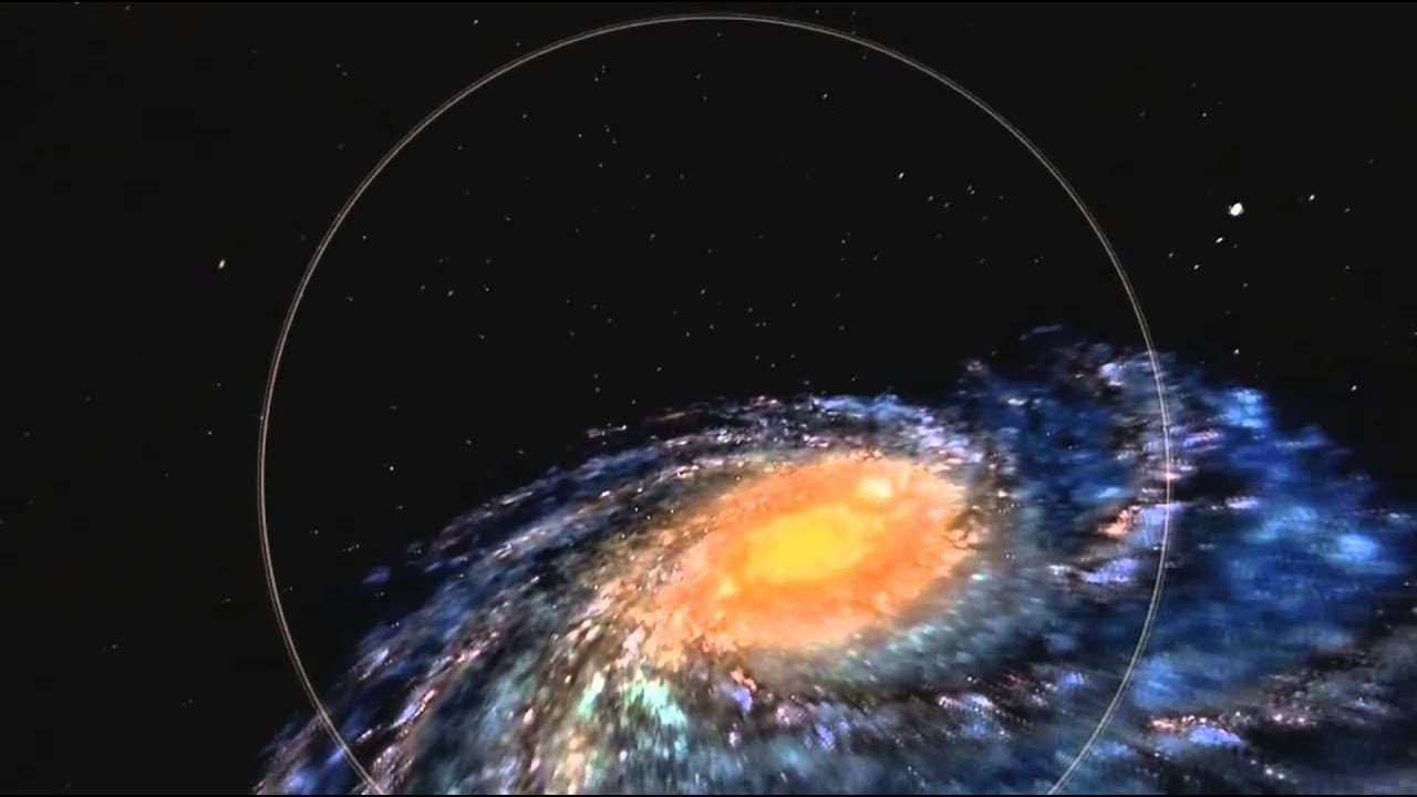 The Size of our Universe - Mind blowing! - YouTube
