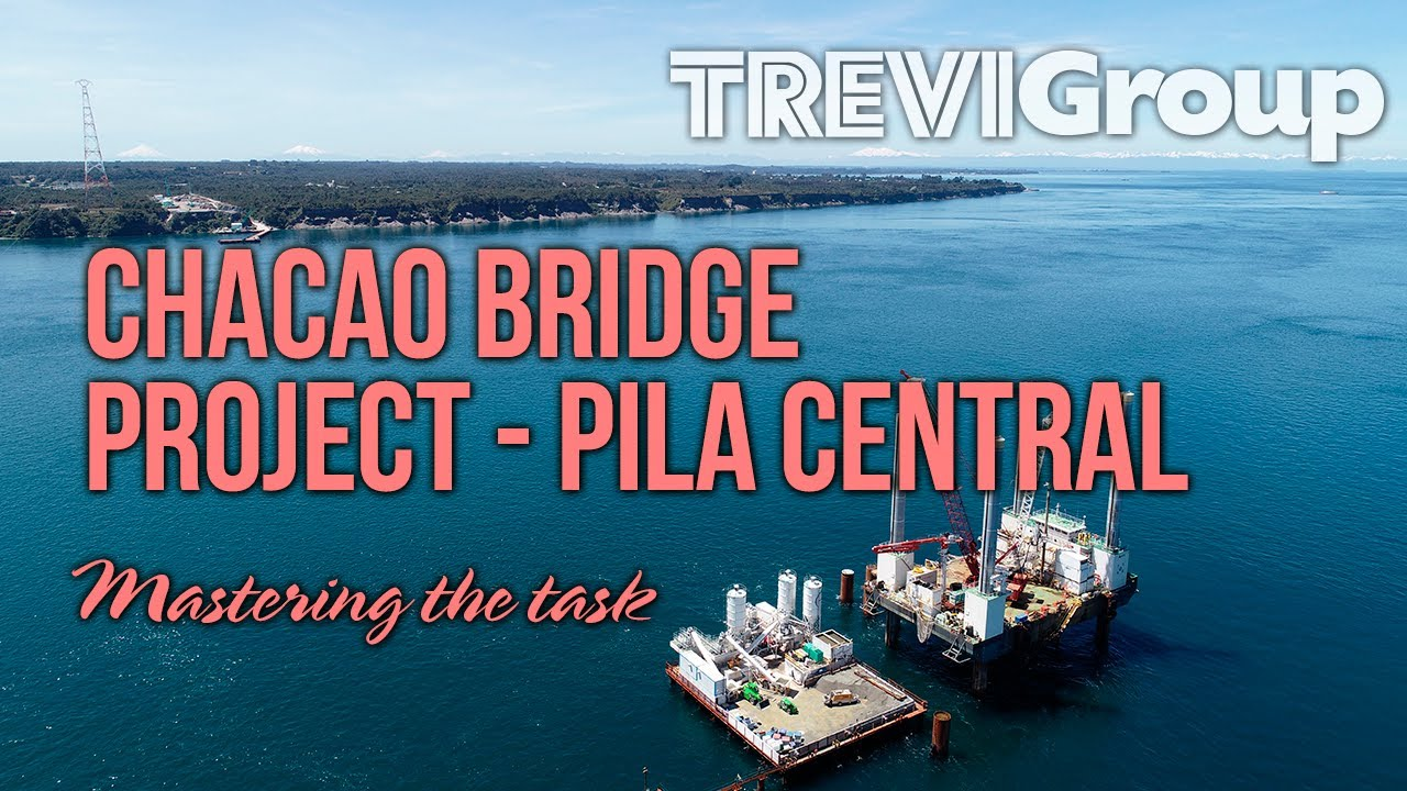 CHACAO BRIDGE PROJECT - MASTERING THE TASK