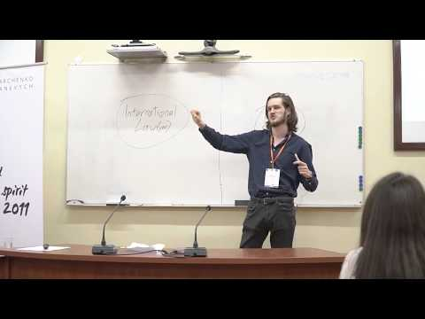 """2nd JSS 2017 Lecture 3.2 """"Oral Presentation"""" by David Scott"""