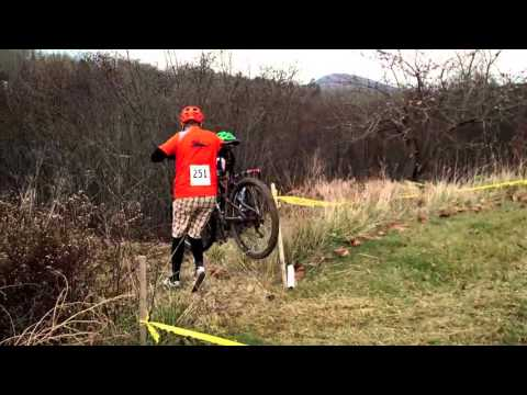 Turkey Cross Bike Race at Maine Sport
