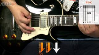 It's My Life - Bon Jovi (aula de guitarra)