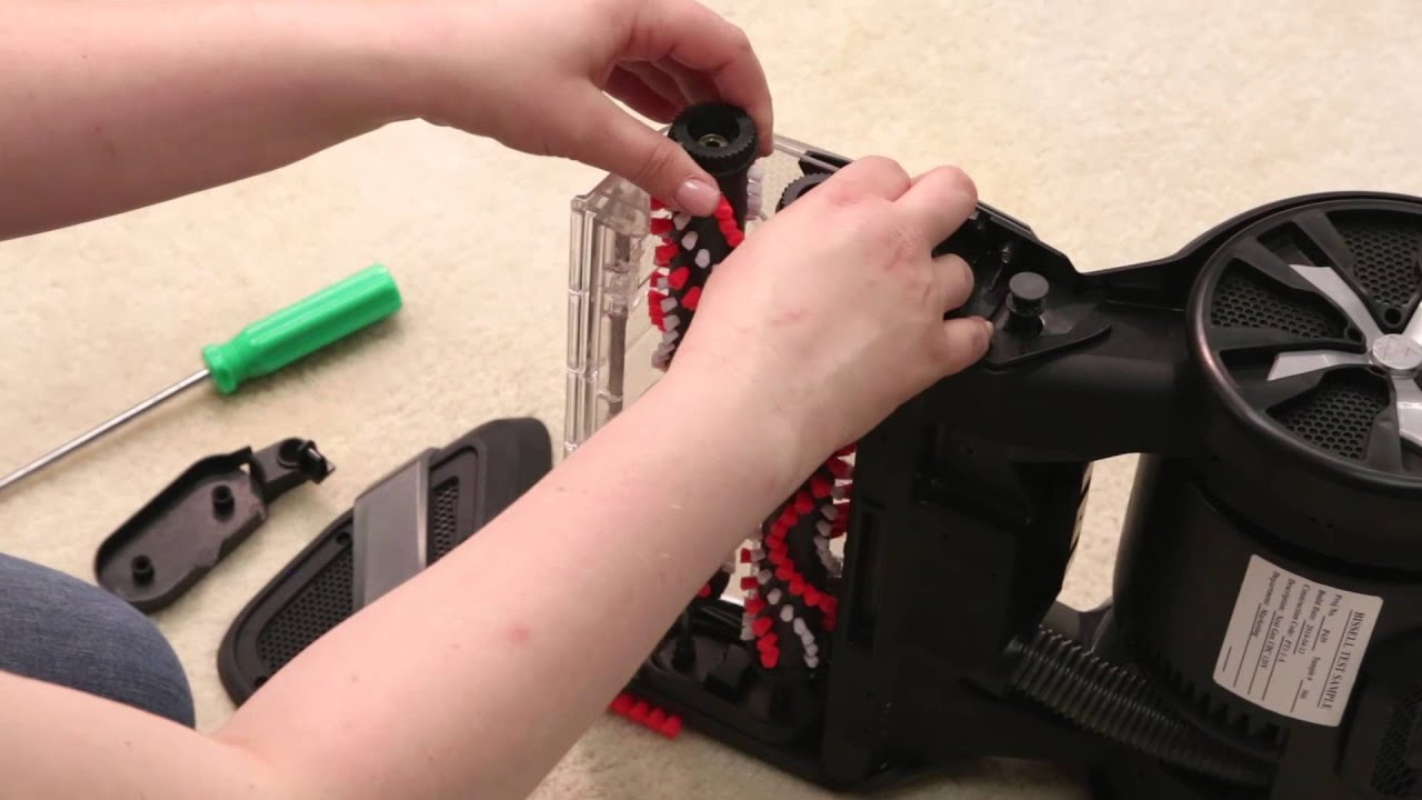How To Change The Belt On Proheat 2x Revolution Bissell