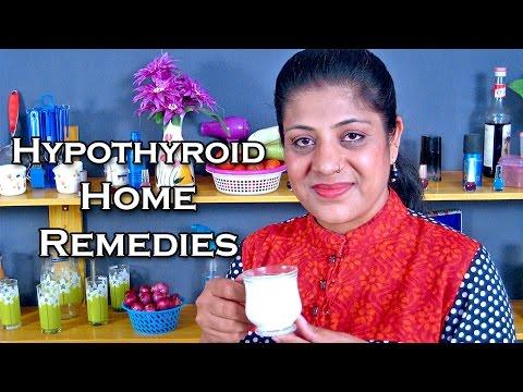 How To Cure Hypothyroidism / Home Remedies for Hypothyroidism @ ekunji