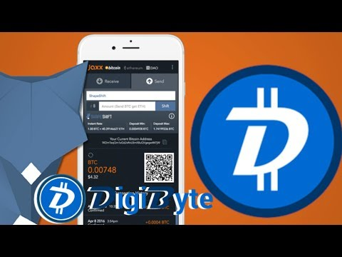 Digibyte to be added on Jaxx Wallet | Digibyte best cryptocurrency to invest in 2017/2018