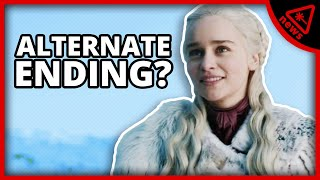 Did George RR Martin Confirm a New Ending for Game of Thrones? (Nerdist News w/ Dan Casey)