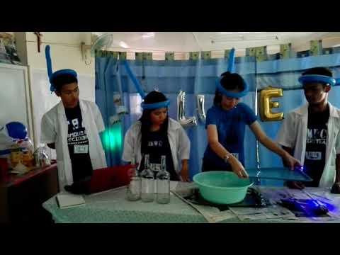 Group 4 (DEMONSTRATION) Science 10 - VOLUME