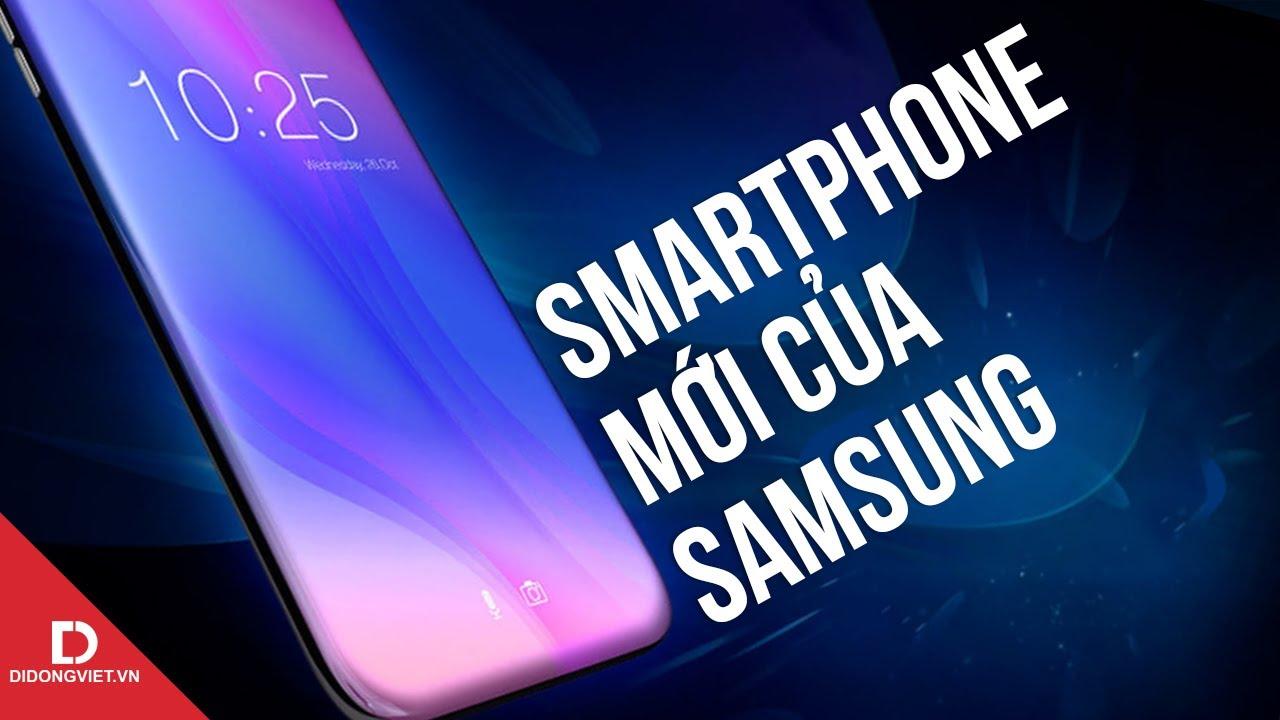 Samsung sẽ ra mắt smartphone màn hình tràn viền thực sự