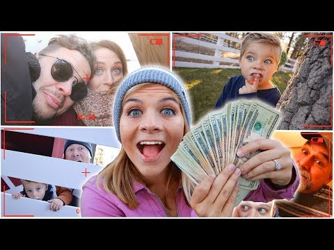 EXTREME Hide And Seek CHALLENGE! $1,000 PRIZE!