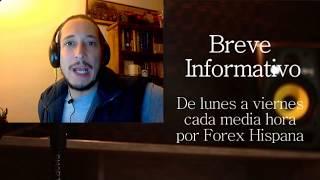 Breve Informativo - Noticias Forex del 7 de Julio 2017