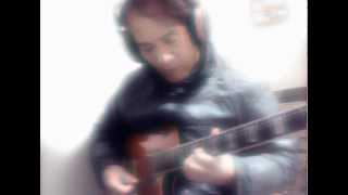 Cascades - Rhythm Of The Rain (guitar cover)
