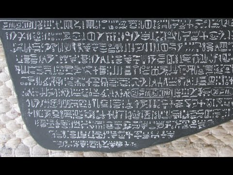 Mystery of The Rosetta Stone : Documentary on Ancient Egypt and the Rosetta Stone (Full Documentary)