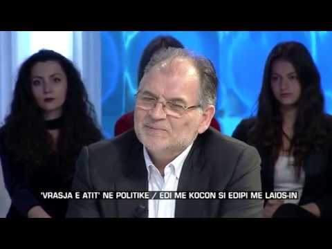 Zone e lire - Vrasja e atit' ne politike/Edi me Kocon si Edipi me Laios-in! (24 mars 2017)