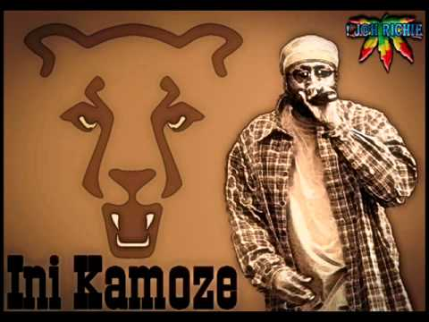 Ini Kamoze - A Little Love