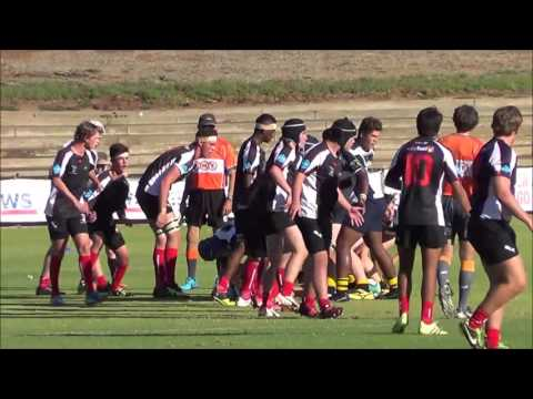 Junior Gold Cup 2016 Under 17s South Australia v ACT