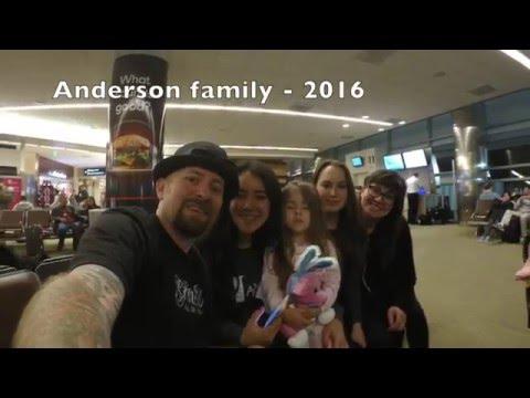 Spring break Bucerías 2016 - Anderson family