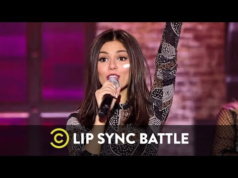 Thumbnail: Lip Sync Battle - Victoria Justice