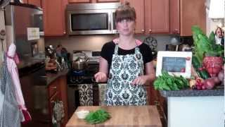 Basil And Summer Squash Risotto - This Week's Feast - Ep 23